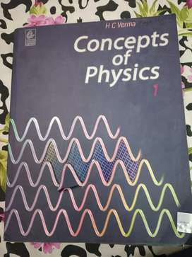 Hc verma concepts of physics part-1,2