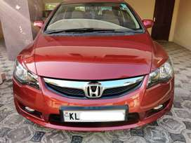 Honda Civic in excellent condition