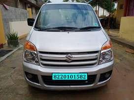 Maruti Suzuki Wagon R VXi BS-III, 2007, Petrol