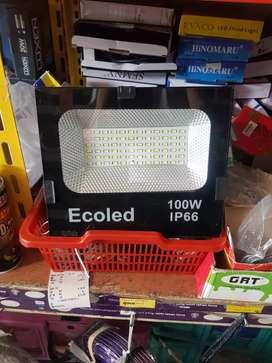 lampu sorot 100w
