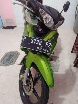 Yamaha Jupiter Z 2009