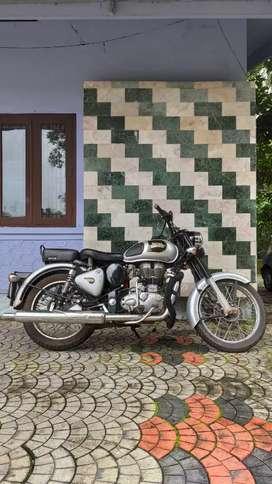 Silver classic 350