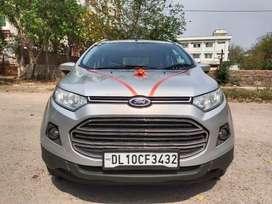 Ford Ecosport 1.5 Petrol Titanium, 2013, Petrol