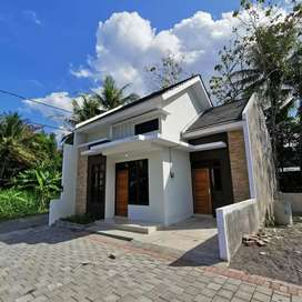 Rumah Minimalis Modern 300Jtan Bangunjiwo