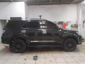 Fortuner G Vnt th 2013 automatic