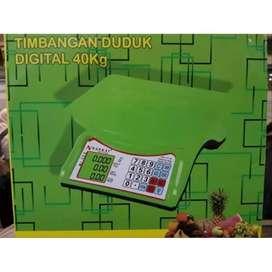 Timbangan dapur timbangan digital 40kg timbangan nankai