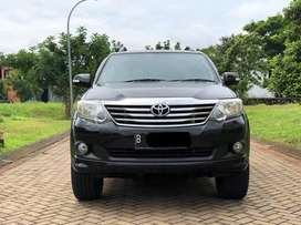 Toyota Fortuner 2013 G Lux A/T Bensin 2.7 Facelift