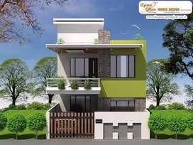 Semi duplex villas available at very decent price ! in Friends colony