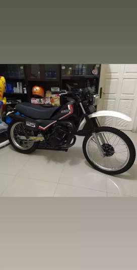 Dijual.  Suzuki TS 125 2003