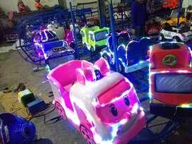 PROMO diskon 1 juta kereta mini panggung odong fiber pink KOMPLIT