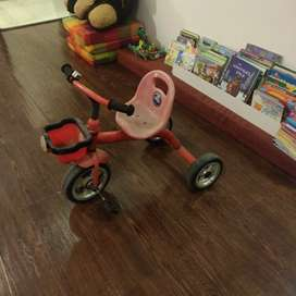 Toddler tricycle basic