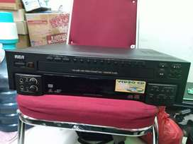 dijual VCD RCA kondisi second normal semua