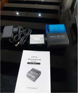 Printer Kasir Bluetooth Moka POS PT02