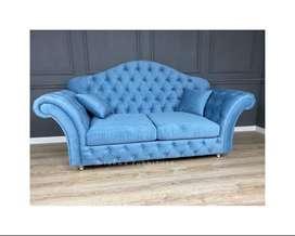 Kursi Sofa Ruang Tamu Minimalis Informa