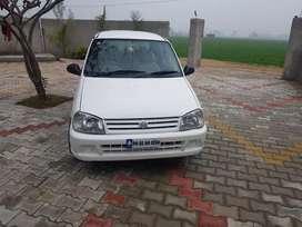 Maruti zen D 2004 white.