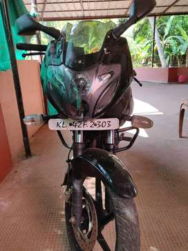 Pulsar 220 excellent condition for sale