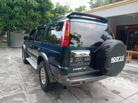 Ford everest manual 2004 type Xlt