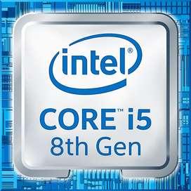 Intel 8th Generation i5 8500 processor CPU