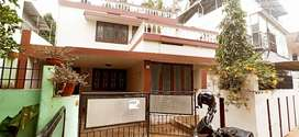 Ambalamukku, 4bhk big main road frontage house for rent only 25000