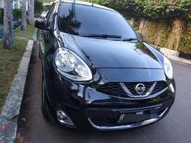 Nissan march L 1.2 thn 2014 automatic a/t