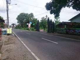 Tanah Dijual Prambanan, Luas 120-an m2, Legalitas SHM
