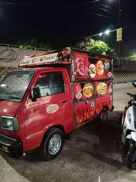 Food van available on rental basis