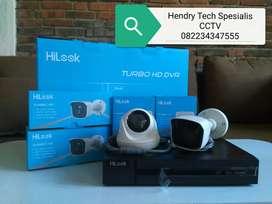Promo CCTV Hilook 2MP Garansi Resmi Gratis Demo