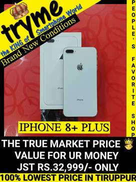 TRYME (IPHONE 8+) brand New Conditions So Dont Miss It