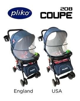 Ready Stroller pliko 550rb bisa dipakai utk Bayi baru lahir