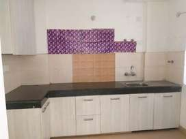 2bhk semi furnished for rent