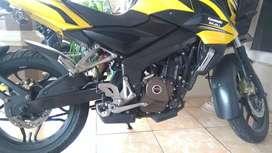 Kawasaki bajay NS200 tahun 2013