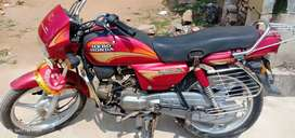 Bike with Superb condition.