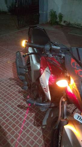 Yamaha SZ-R sports bike