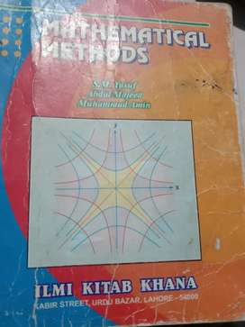 Methematical method