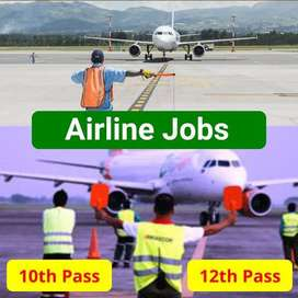 Airlines And aiport Jobs Apply now