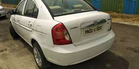 Sale verna because i purchase new car