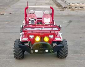 Verma jeep Modification