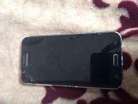 Samsung j500f good working mobile but u want to change display..