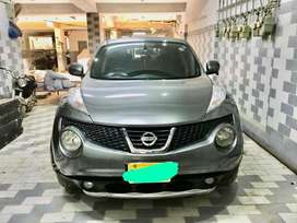 Nissan juke first owner one hand used