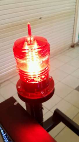 lampu led warning OBL Tower building