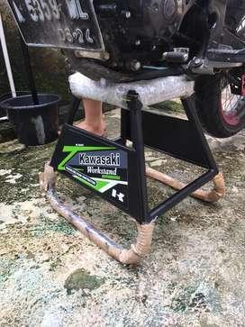 Workstand / jackstand / standar motor trail