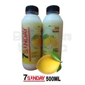 Sari Lemon 7Sunday 500ML/Diet/Langsing/Sehat