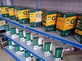 Battery aki mobil GS Astra bergaransi