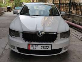 Skoda Superb 2008-2013 Elegance 1.8 TSI AT, 2009, Petrol
