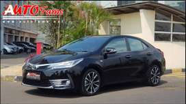 Toyota Altis 1.8V Facelift 2017 Pajak Pnjg 1Thn Km Rendah Like New