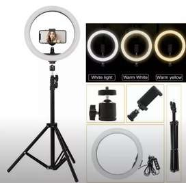 Ring light 26cm with stand