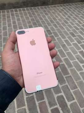 Iphone 7 plus PTA approved 128gb