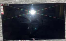 """LG 43"""" TV for sale"""
