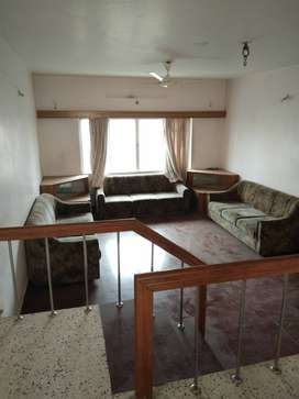 PANCHVATI MAIN ROAD, 3BHK FURNISHED FLAT ON RENT