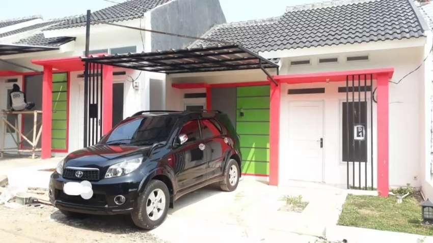 Rumah Murah Siap Huni Pasir Putih Sawangan Depok Dekat Stasiun Citayam 0